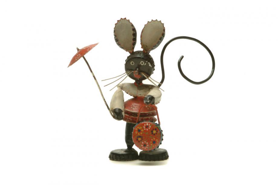 Selbstbau Maus, Foto: Armin Herrmann.