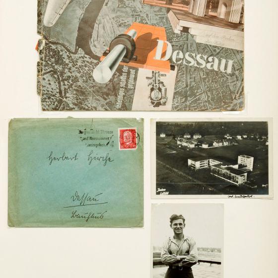 Auszug von Dokumenten aus dem Reckenfelder Schrank im Werkbundarchiv - Museum der Dinge