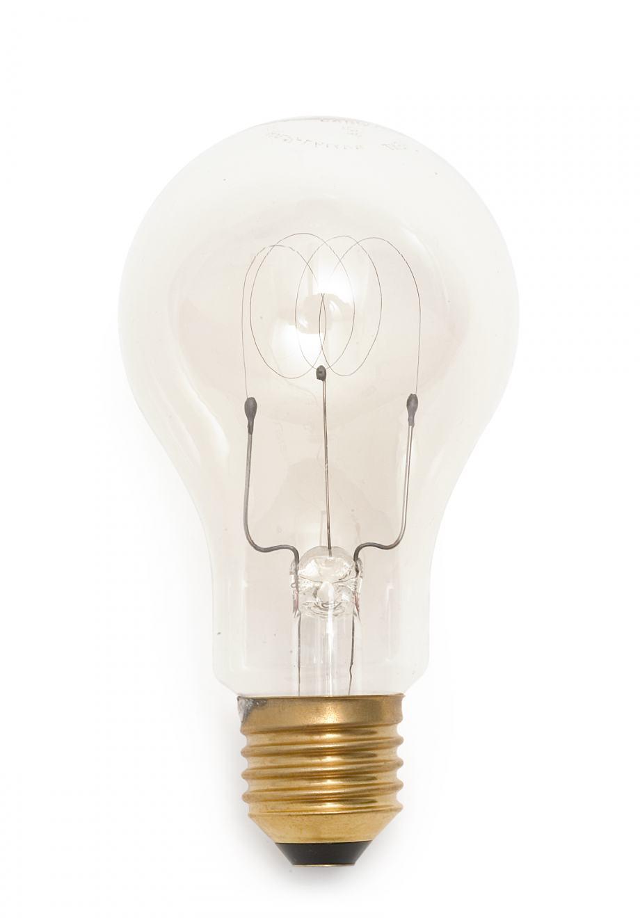 Glühbirne, Sammlung Werkbundarchiv - Museum der Dinge