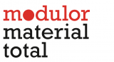 Logo Modulor rot schwarz